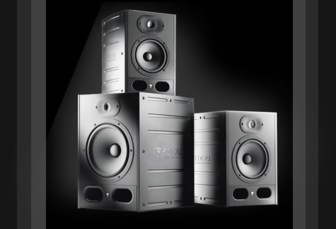 focal loudspeakers