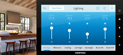 home lighting and shading systems